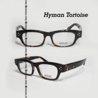Kacamata Baca Mos*Cot KW Hyman Tortoise Frame bisa Minus Plus Leopard