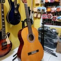 Gitar akustik klasik nilon samick
