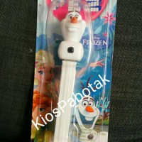 Pez Dispenser - Frozen, Olaf.