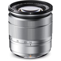 NEW! Jual + BONUS Fujinon XC 16-50mm f/3.5-5.6 OIS SILVER + UV FILTER