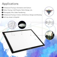 XP-Pen LED Tracing Light Pad Graphics Drawing Tablet A3 Paper - CPA3