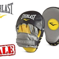 SEPASANG Everlast Punching Mitts Focus Mitt Boxing Target Punching Pad