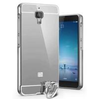 Case For xiaomi Mi4 Bumper Chrome With Backcase Mirror
