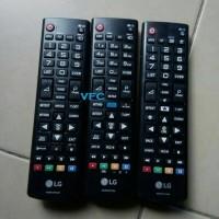 Remot tv lcd led LG ori kode AKB