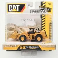 Jual Toy State CAT Caterpillar Metal Machines 980K Wheel Loader Murah