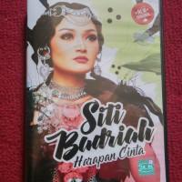 VCD KARAOKE ORIGINAL TERBARU SITI BADRIAH