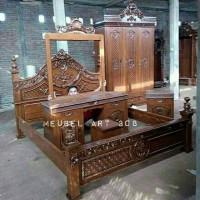 Jual Set Kamar Tidur Kartika (furniture, bufet, lemari, dipan, rak) Murah