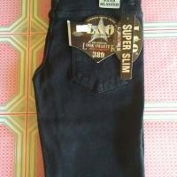 Celana jeans L & O Hitam