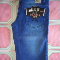Celana jeans L & O Biru