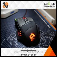 DragonWar Thor G9 Gaming Mouse with Macro - Mousepad Included