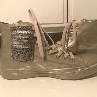 Sepatu Converse All Star Chuck Taylor Metallic Rubber 553269C