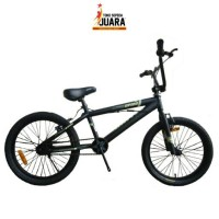 SEPEDA BMX UNITED EPICA 07 ALLOY ROTOR 20 INCH FREESTYLE
