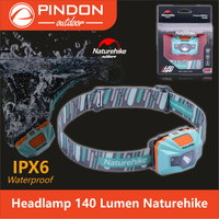 HEADLAMP NATUREHIKE 140 LUMEN