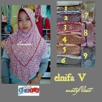 jilbab elnifa V motif