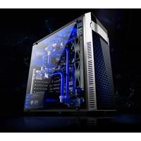 Casing PC CPU CUBE GAMING MYTHOS - Full Acrylic Window - LED Fan