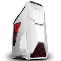 Casing PC CPU SEGOTEP GAMING CASE WARSHIP EVO - WHITE - w/Fan Control