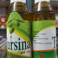 Minyak Zaitun TURSINA Extra Virgin Oil 60 ml