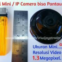 CCTV IP Spy Cam / Spycam / Kamera Wireless Bukan Xiaomi