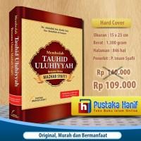 Buku Membedah Tauhid Uluhiyyah Bersama 50 Ulama Mazhab Syafii