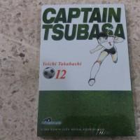 Komik Captain Tsubasa Premium 12