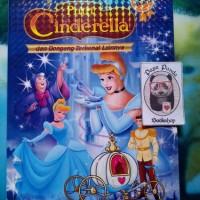 Kisah Putri Cinderella dan Dongeng Terkenal Lainnya