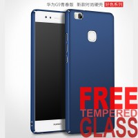 Jual Huawei P9 Lite MSVII OEM Glossy 360 Degree Protective Hard Back Case Murah