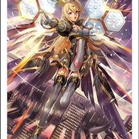 Sleeve Kartu Cardfight Vanguard Holy Seraph Altiel Angel Feather