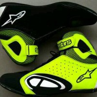 harga Sepatu Drag-race-touring-alpinestar Tokopedia.com