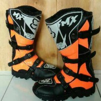 harga Sepatu Trail-cross-trabas-mx-adventure-fox-alpinestar-cross Anak Tokopedia.com