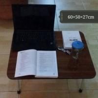 Meja Lipat Uk besar sebagai Meja Laptop/Meja Belajar,dll
