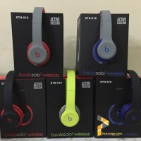 Monster Beats Studio Headphone Bluetooth Headset Stn-019 STN 19 STN019