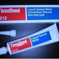 Threebond 1212 Rtv White Silicone Liquit Gasket