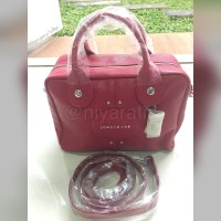 Tas Longchamp Quadri Small Ruby