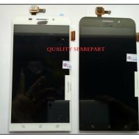 LCD ASUS ZENFONE MAX Z010D TOUCHSCREEN WHITE Diskon