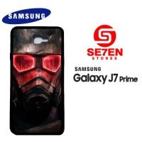 Casing HP Samsung J7 Prime Fallout new vegas Custom Hardcase Cover
