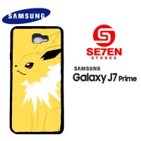Casing HP Samsung J7 Prime pokemon 4 Custom Hardcase Cover