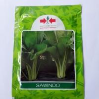 1 Pack 25 Gr Benih Bibit Sayuran Sawi Caisim Sawindo Cap Panah Merah