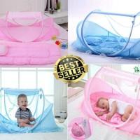 kelambu bayi / tempat tidur bayi / perlengkapan tidur bayi / acc bayi