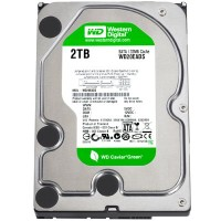 Harddisk WDC 2TB For PC