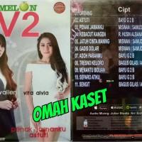 Kaset Vcd Original OM MELON album VIA VALLEN Ft VITA ALVIA