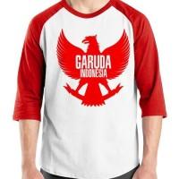 Kaos Raglan Garuda Indonesia 09 - Baju Kaos Distro
