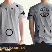 Kaos Naruto Rikudou KA NRT 41 T-Shirt Anime Naruto