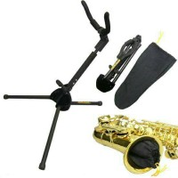 Hercules DS432B - Tenor Saxophone in Bell Stand