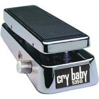 Jim Dunlop Crybaby 535Q (Chrome) - Multi Wah Pedal