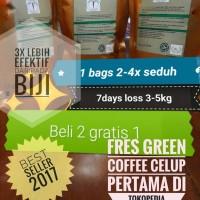 Jual Kopi Hijau Celup - Green Coffee - Fat Burner - Diet Alami Murah