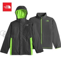 Outer Inner The North Face Boys Vortex Hooded Triclimate Jacket