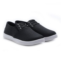 Dr. Kevin Men Slip-on 9309 - Black