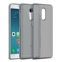 Softcase Transparan Xiaomi Redmi Note 4 /Fit/Ultra Thin/Softcase