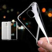 Softcase Transparan Samsung Note 3/Fit/Ultra Thin/Softcase/Silikon