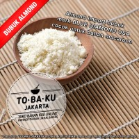 Jual Almond Powder Blue Diamond import kacang Almond bubuk USA 250gr grosir Murah